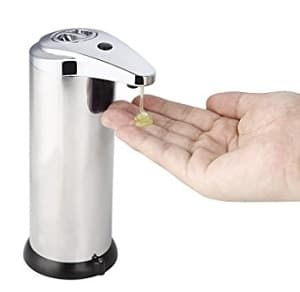 Counter Mount Soap Dispenser