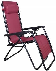 Equal Steel Zero Gravity Recliner Chair