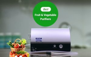 7 Best Fruits and Vegetable Purifier in India 2021 – Reviews and Buying Guide