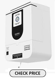 Oakmist Sanitizer Dispenser