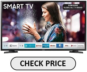 Samsung Smart TV 49-inch UA49N5300AR