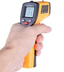 Handheld Thermal Scanner