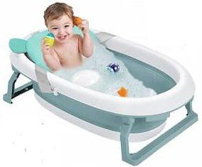 Arkmiido Foldable Baby Bath Tub