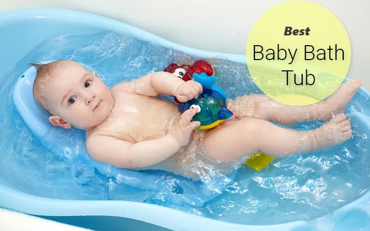 8 Best Baby Bath Tubs in India 2021 – Reviews and Buying Guide