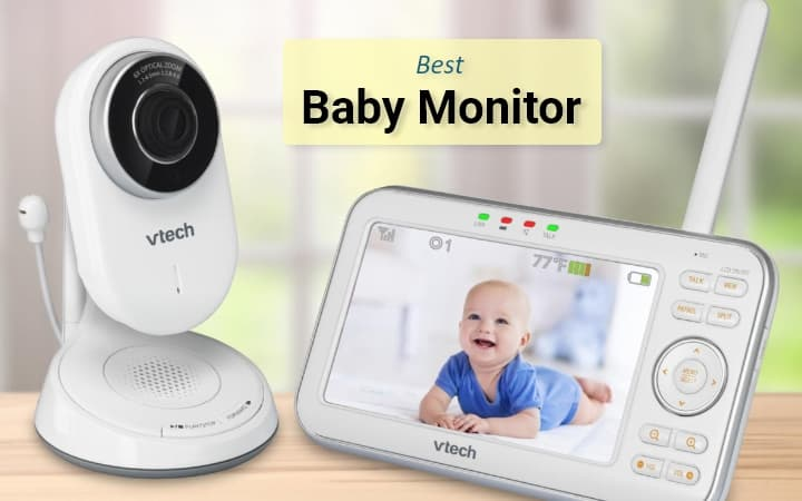7 Best Baby Monitors in India 2021 – Reviews and Buying Guide