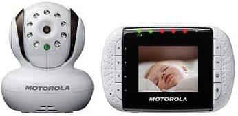 Motorola MPB33 Video Baby Monitor