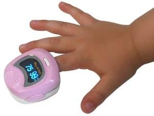 Pediatric Pulse Oximeter