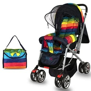 BabyGo Delight Baby stroller