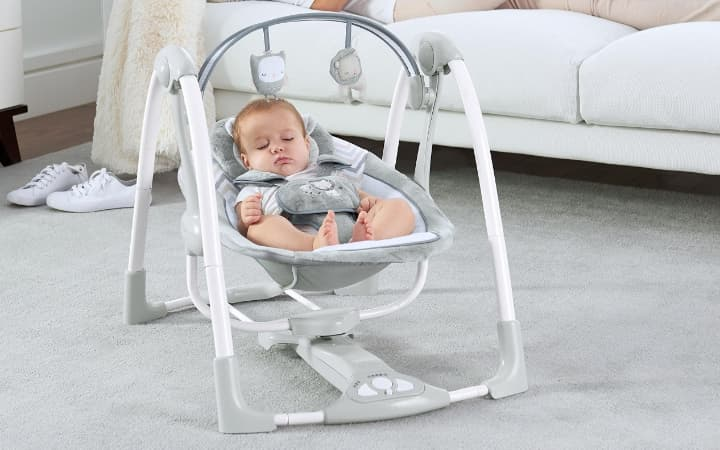 10 Best Baby Rockers in India 2021 – Reviews and Buying Guide