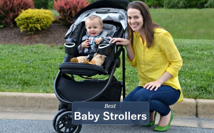 7 Best Baby Strollers in India 2021 – Reviews and Buying Guide