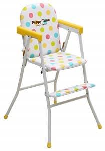 Kurtzy Kids Foldable High Chair