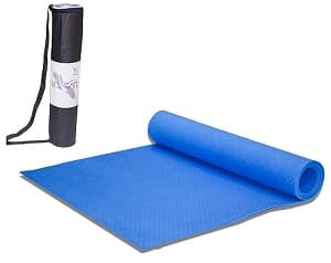Roseate Yoga Exercise Mat