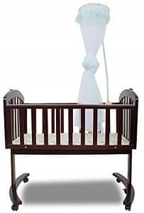 Baybee Wooden Cradle