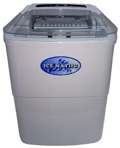 Ice Matiic Bullet Ice Maker