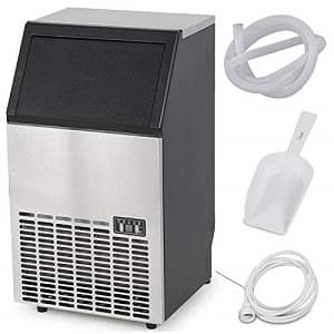 Ice Matiic Steel Commercial Ice Maker