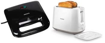 Philips Sandwich Maker and Toaster Combo