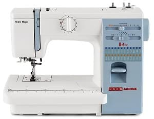 Usha Janome Automatic Stitch Sewing Machine