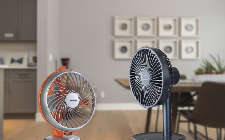 7 Best Rechargeable Fans in India 2021 – Reviews and Buying Guide
