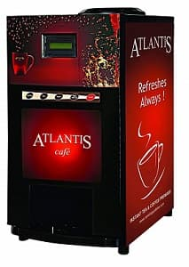Atlantis Cafe Mini Machine