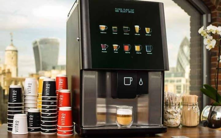 Best Tea Cofee Vending Machine India