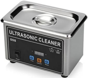 Verilux Mini Ultrasonic Cleaning Machine