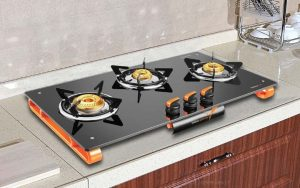 The Best Gas Stoves (Cooktops) with Smart Features for Modular Kitchens