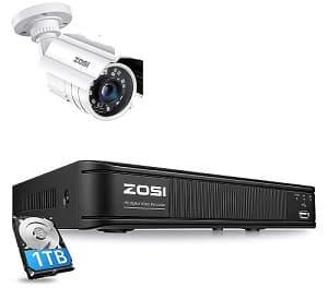ZOSI Bullet CCTV Camera
