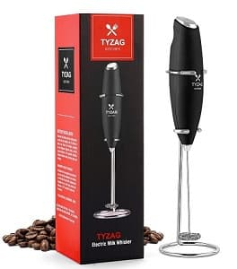 Tyzag Milk Frother